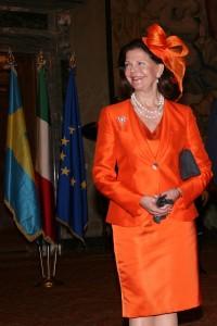 Schwedische Königin Silvia