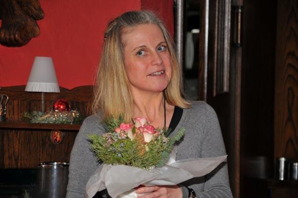 Petra Schmidt erhielt den Ehrenpreis.