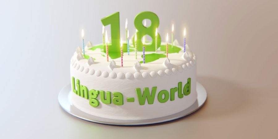 18 Jahre Lingua-World
