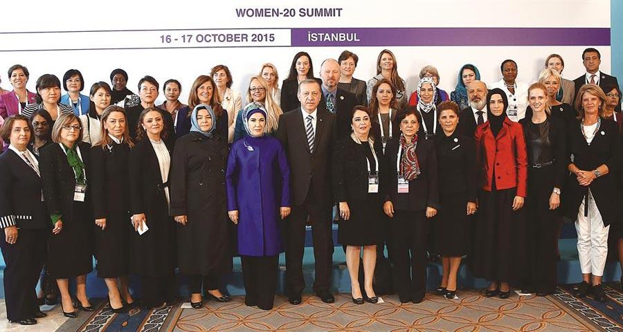 W20-Gipfel in Istanbul