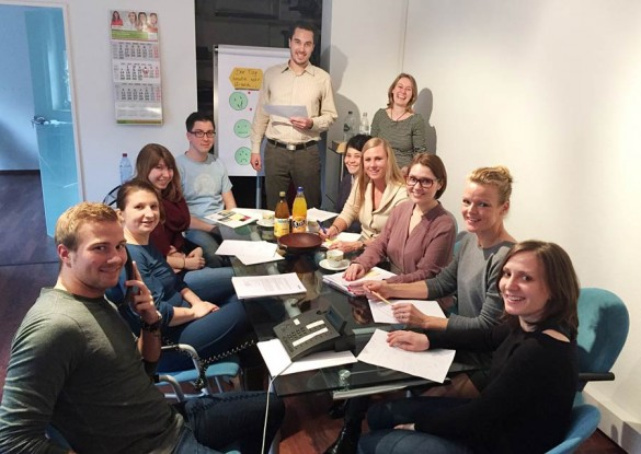 Lingua-World Projektmanager in Köln