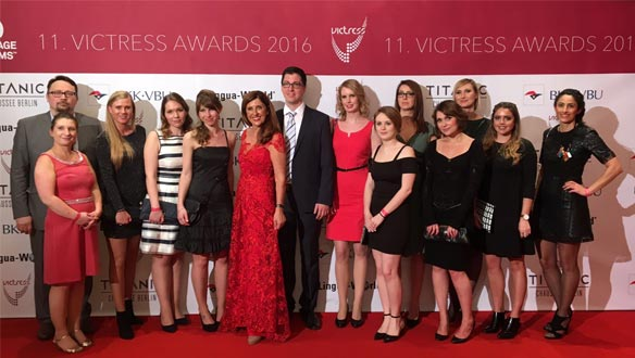 11. VICTRESS Awards 2016