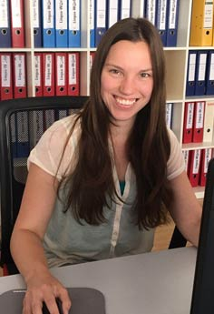 Lingua-World Frankfurt, Kathrin Krell