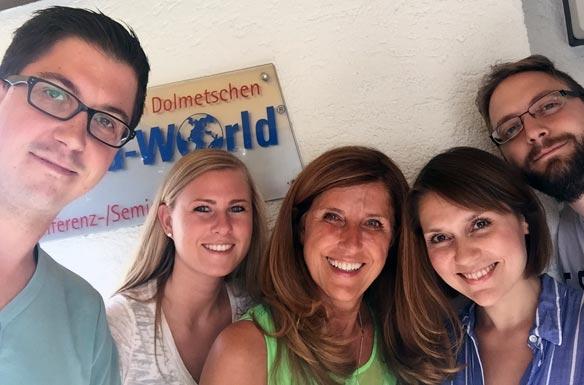 Lingua-World Team
