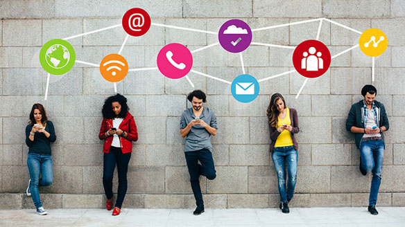 Social Media Lokalisierung