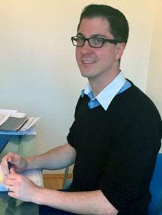 Matthias Angermund, Lingua-World Projektmanager