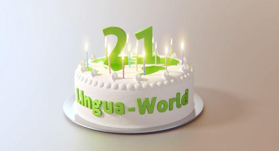 21 Jahre Lingua-World