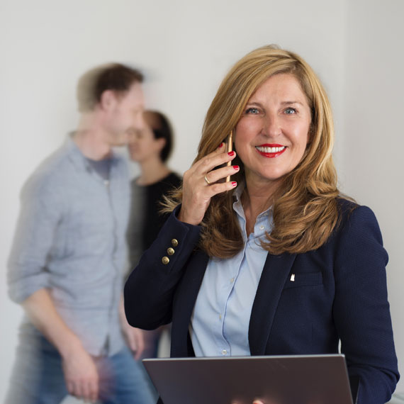 Businesswoman Nelly Kostadinova