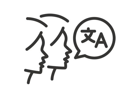 Übersetzung durch Muttersprachler
