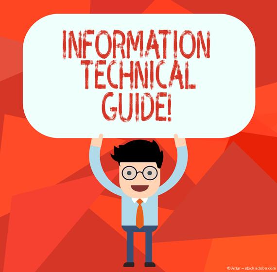 Technische Übersetzung