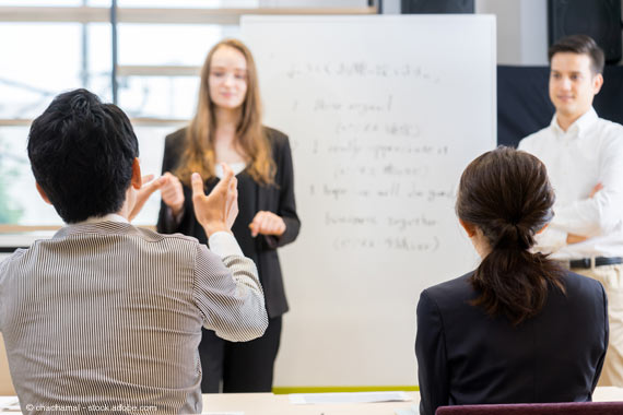 Fremdsprachen am Arbeitsplatz